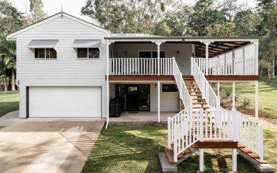 "Renovation gives Mooloolah Valley Queenslander a ""fresh start"""